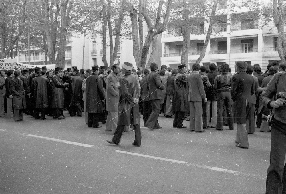 coll-vheloyan-defile-24avril1976-0043 - Année: 1976