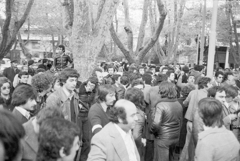 coll-vheloyan-defile-24avril1976-0072 - Année: 1976